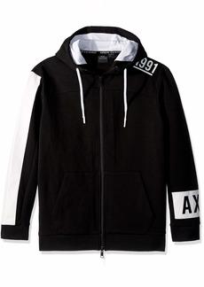 A|X Armani Exchange Men's Utlity AX Sweatshirt  XS