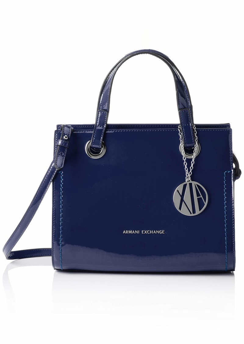 A|X Armani Exchange Small Handbag Navy 124