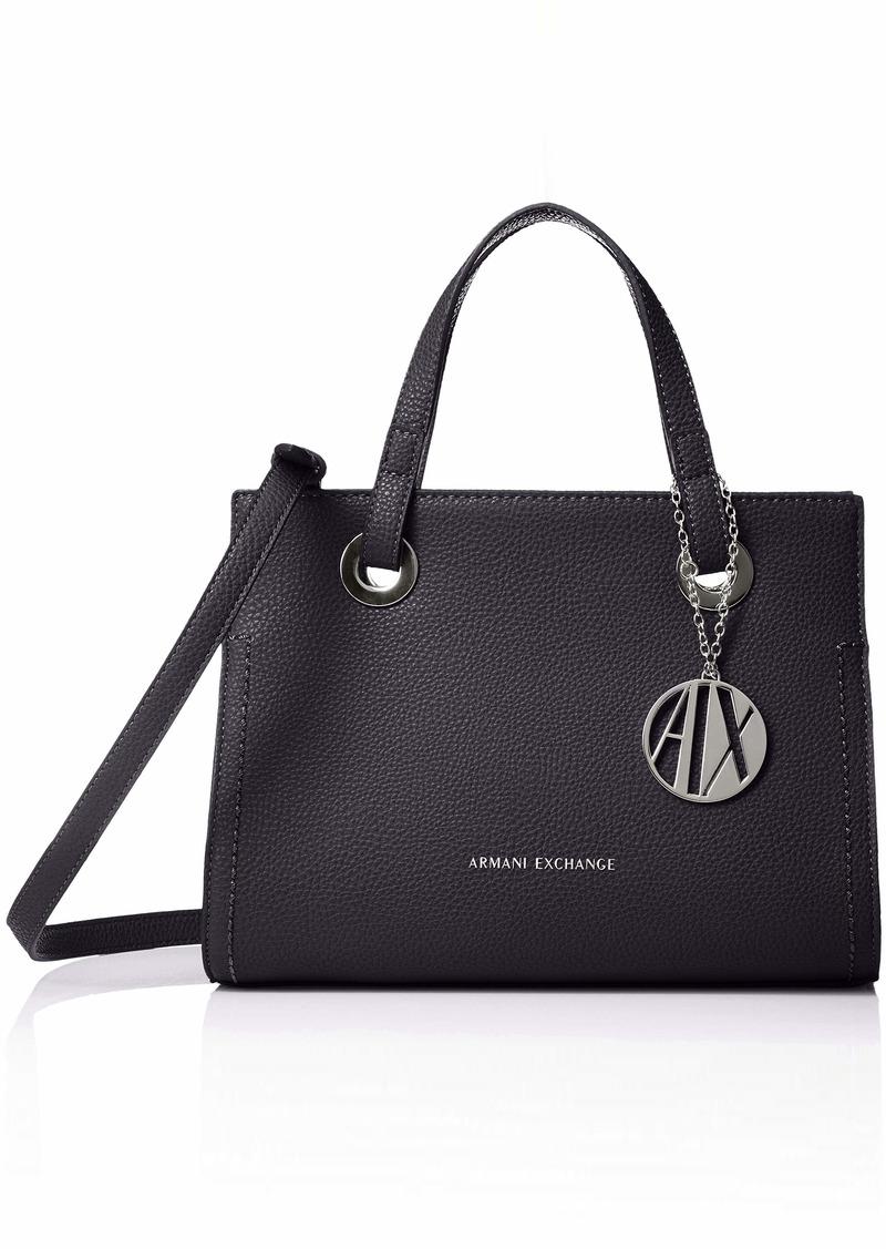 A|X Armani Exchange Small Handbag Navy 91