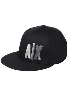 A X Armani Exchange Women's AX Logo Hat