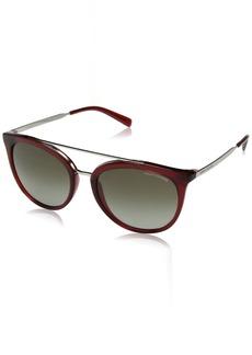 A X Armani Exchange Women's AX4068S Round Sunglasses