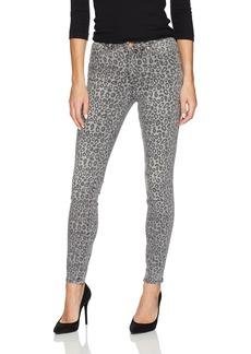 A|X Armani Exchange Women's Camu Printed  Jean