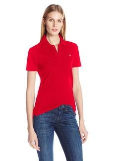 A|X Armani Exchange Women's Classic Logo Polo Shirt