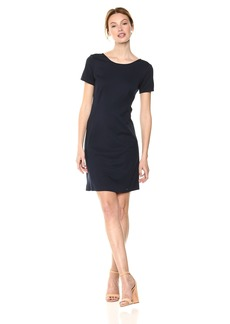 A|X Armani Exchange Women's Classic Slim Work Dress  L
