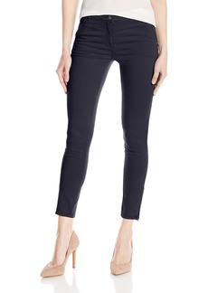 A X Armani Exchange Women's Colored Soft Satin Skinny Jeans