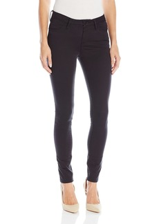 A|X Armani Exchange Women's Core Black Jean Denim