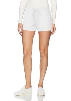 A|X Armani Exchange Women's Drawstring Fleece Shorts  M