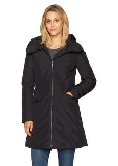 A|X Armani Exchange Women's Finished Long Coat  XS