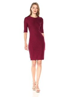 A|X Armani Exchange Women's Fitted Interlock Dress  S