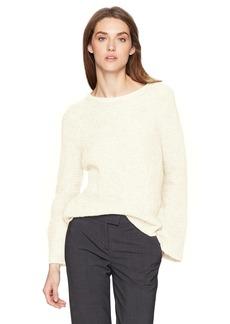 A|X Armani Exchange Women's Long Sleeve Mohair Sweater  L
