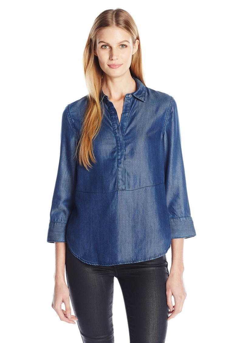 Armani Exchange A|X Armani Exchange Women's Long Sleeve ...