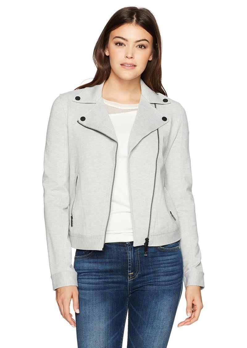 A|X Armani Exchange Women's Moto Jacket  M