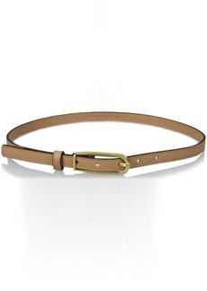 A X Armani Exchange Women's Pebble Belt
