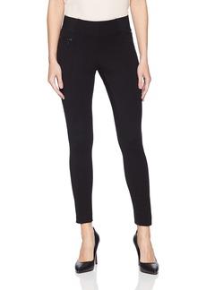 A|X Armani Exchange Women's Pleated Slim Trouser  S