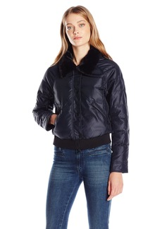 A|X Armani Exchange Women's Puffer Coat
