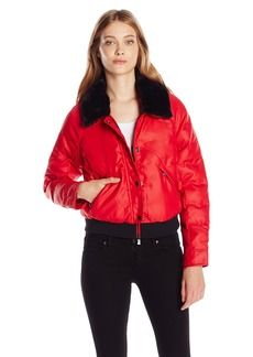 A|X Armani Exchange Women's Puffer Coat in