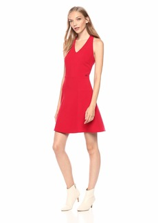 A|X Armani Exchange Women's Racerback Sleeveless Dress