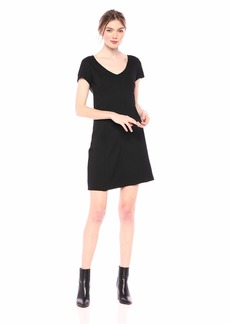 A|X Armani Exchange Women's Short Sleeve Dress  XL