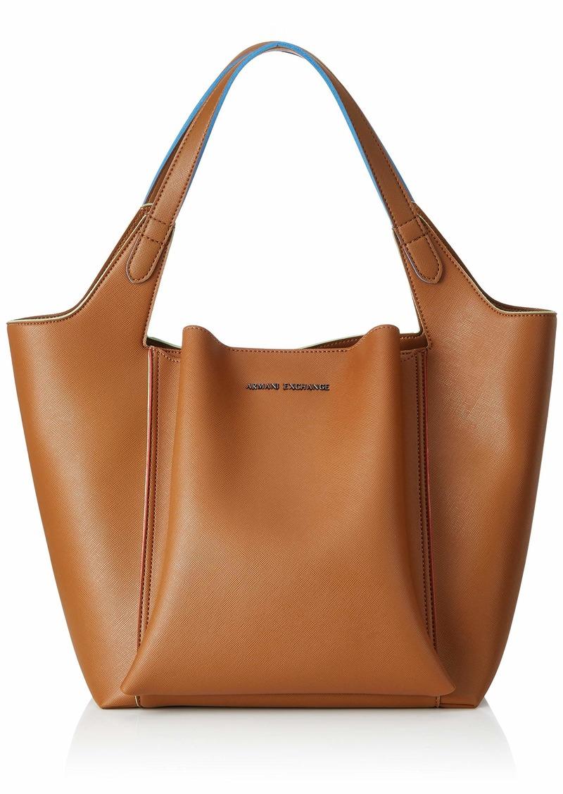 A|X Armani Exchange Women's Shoulder Bag cognac - cognac 197