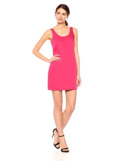 A|X Armani Exchange Women's Simple Tank Dress