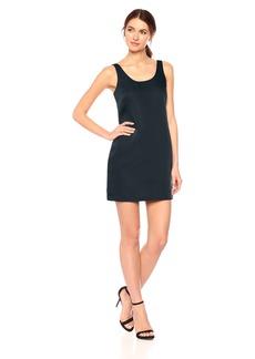 A|X Armani Exchange Women's Simple Tank Dress