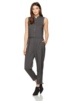 A|X Armani Exchange Women's Sleeveless Jumpsuit