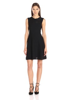 A|X Armani Exchange Women's Sleeveless Knit Dress