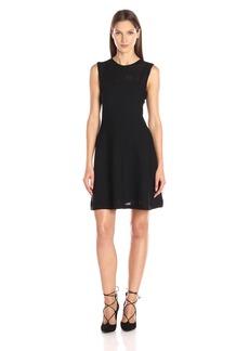 A|X Armani Exchange Women's Sleeveless Knit Dress