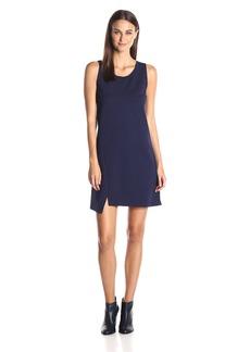 A|X Armani Exchange Women's Sleeveless Slit Dress