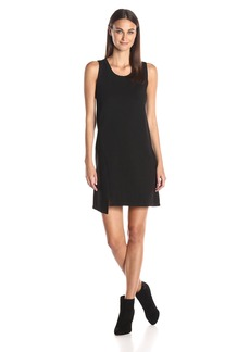A|X Armani Exchange Women's Sleeveless Slit Dress