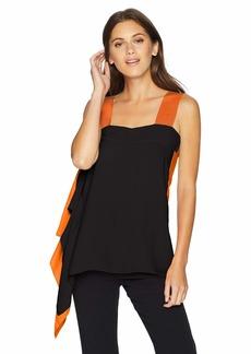 A|X Armani Exchange Women's Sleevless Blouse  L