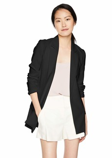 A|X Armani Exchange Women's Smoking Blazer