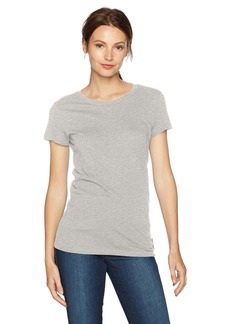 A|X Armani Exchange Women's Solid T-Shirt  M