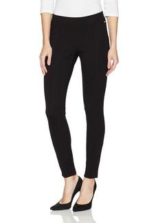 A|X Armani Exchange Women's Solid Thick Legging  M