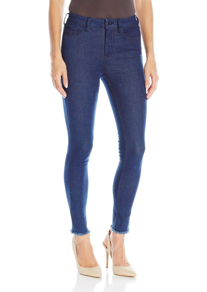 A|X Armani Exchange Women's Super Skinny Jean in Rinse Wash