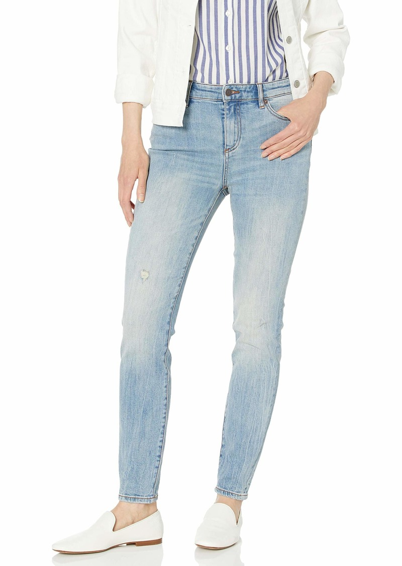 A|X Armani Exchange Women's Super Skinny Stretch Jean