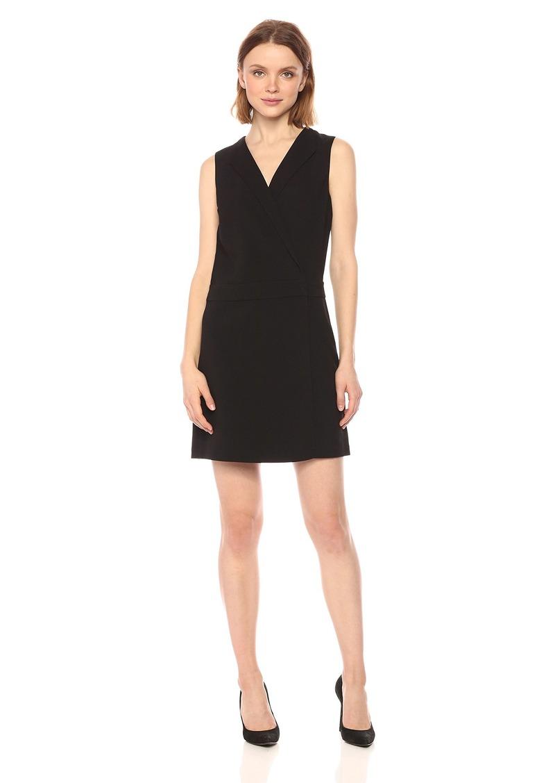 A|X Armani Exchange Women's Tuxedo Dress