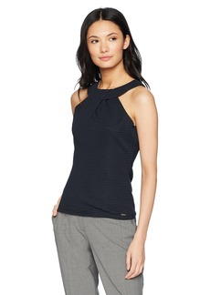 A|X Armani Exchange Women's Wrapped Crew Top  XL