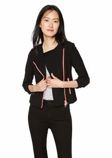 A X Armani Exchange Women's Zip Up Jacket