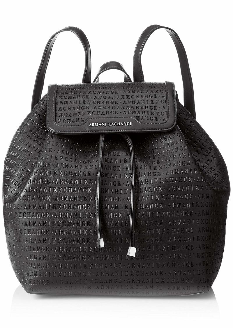 A|X Armani Exchange Womne's Backpack nero - black 48