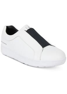Armani Exchange AX Men's Slip-On Sneakers Men's Shoes