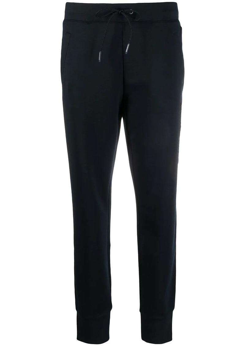Armani Exchange drawstring track pants