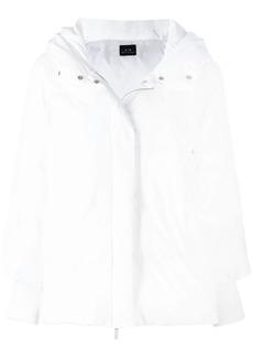 Armani Exchange hooded padded jacket