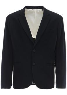 Armani Exchange Jersey Twill Jacket