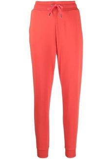 Armani Exchange logo-patch track pants