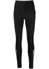 Armani Exchange logo-print leggings
