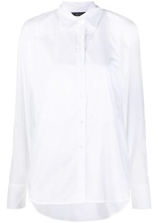 Armani Exchange long-sleeve cotton shirt