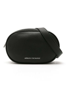 Armani Exchange oval belt bag
