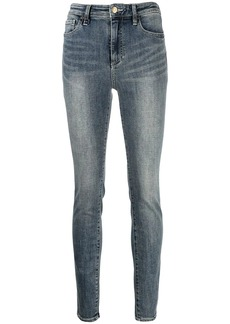 Armani Exchange skinny-cut denim jeans