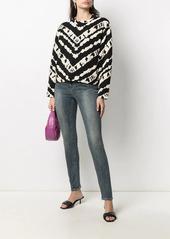 Armani Exchange skinny-cut denim jeans